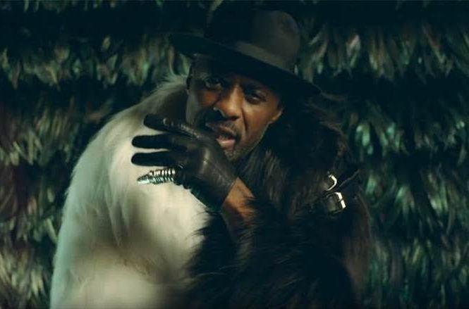 """Idris Elba in """"Dance Off"""""""