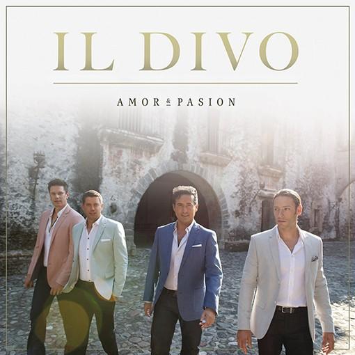 Il Divo's album 'Amor & Pasion'