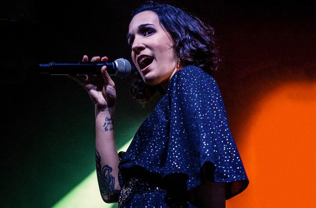 Ileana Cabra Joglar  Performs in Berlin