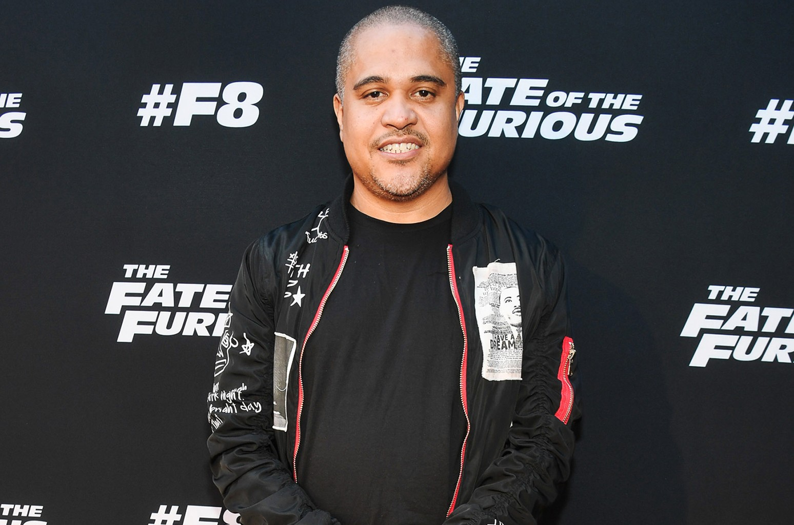 Irv Gotti attends 'The Fate Of The Furious' Atlanta red carpet screening at SCADshow on April 4, 2017 in Atlanta.