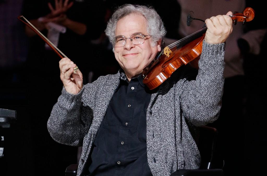 Itzhak Perlman, 2013