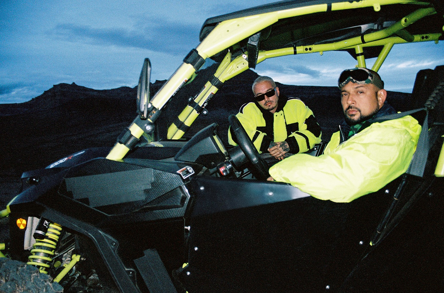 J Balvin and Sean Paul