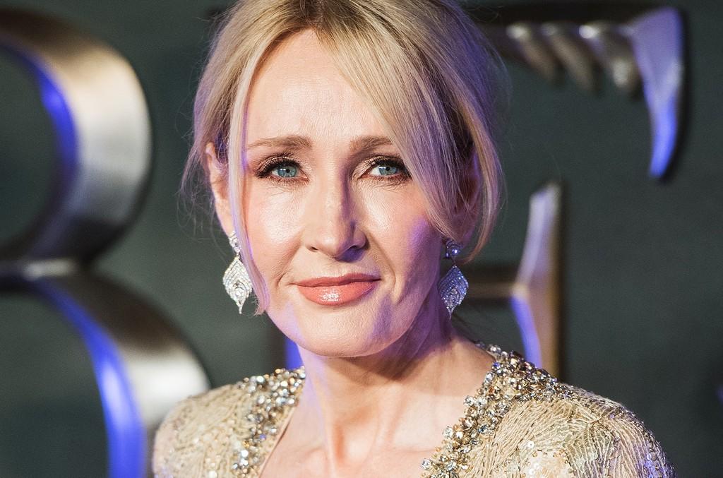 J. K. Rowling in 2016