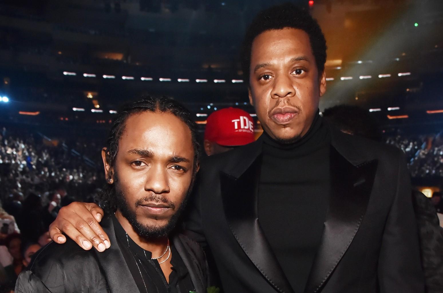 Kendrick Lamar Jay-Z