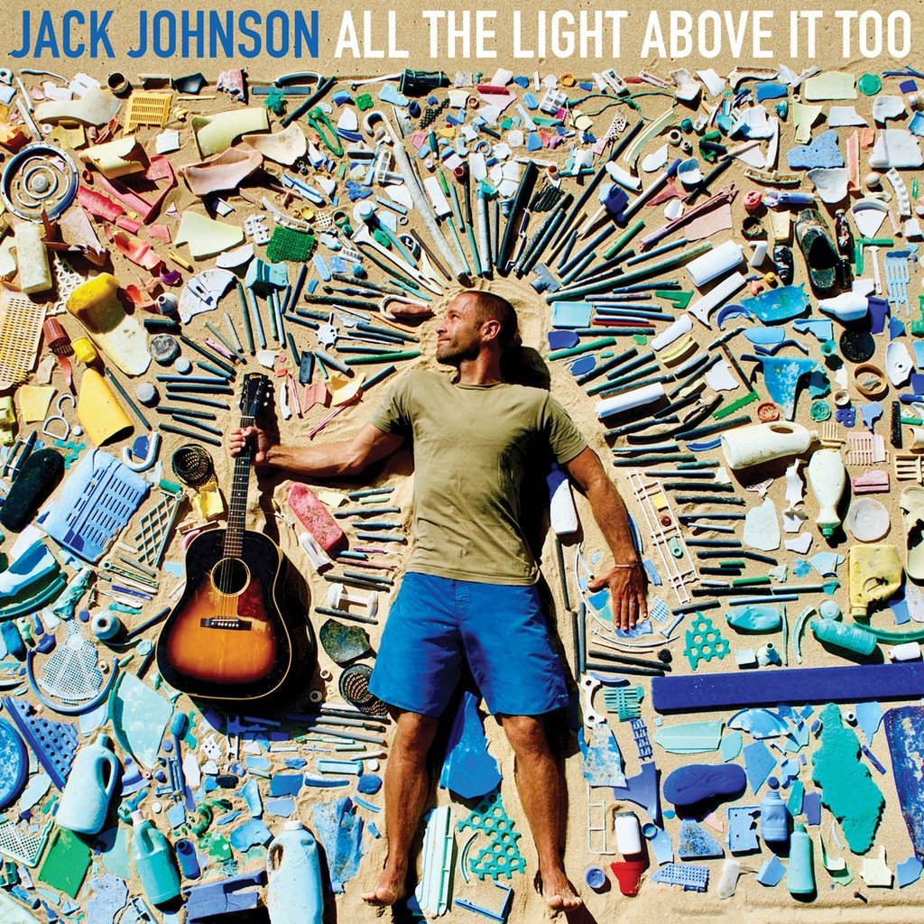 Jack Johnson, All the Light Above It Too