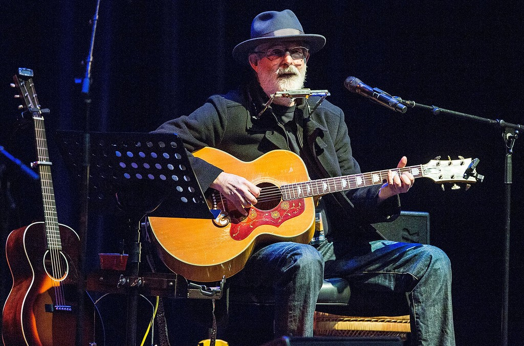 Jack Tempchin performs at California Center For The Arts