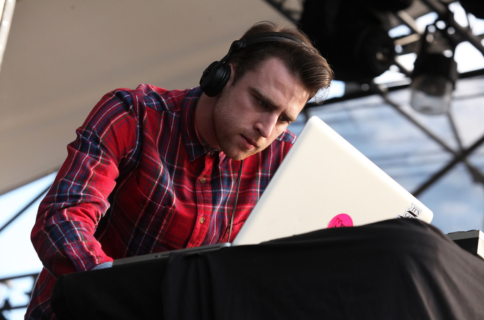 Jackmaster performs during the Voodoo Experience at City Park on Oct. 30, 2011 in New Orleans.