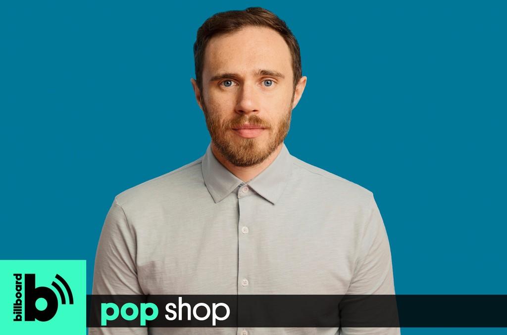 Pop Shop Podcast featuring: James Vincent McMorrow