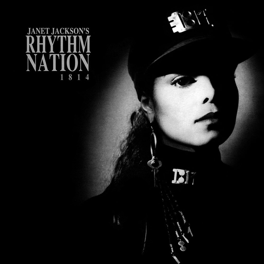 47. Janet Jackson, 'Rhythm Nation 1814' (1989)