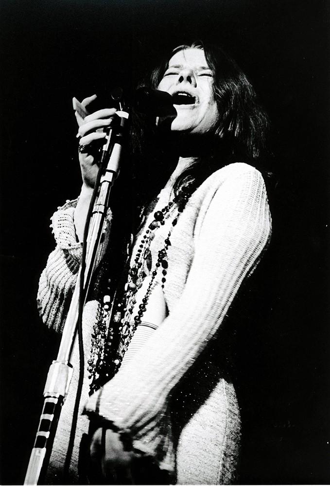 5. Janis Joplin