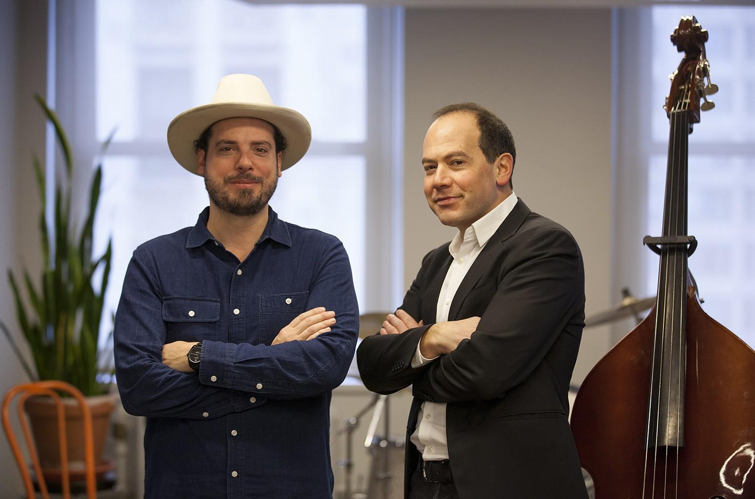 Jared Gutstadt and David Schulhof