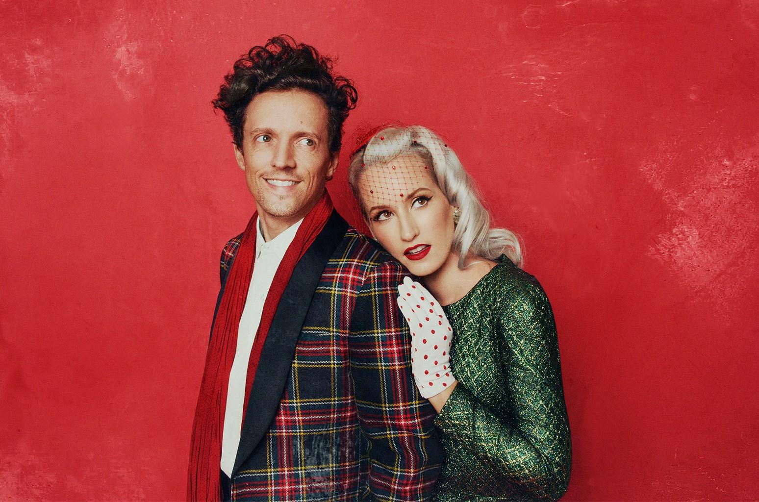 Jason Mraz & Ingrid Michaelson