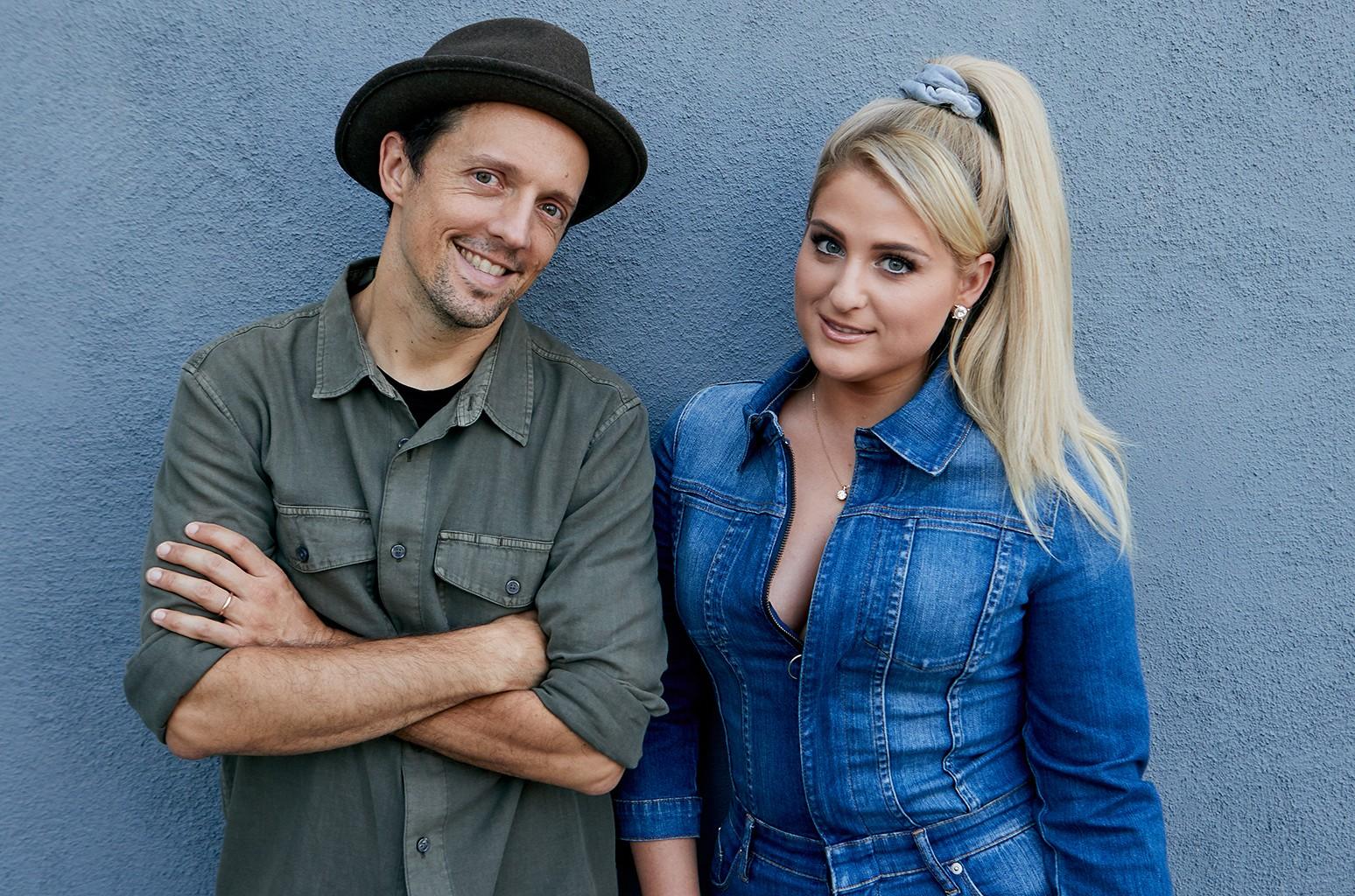 Jason Mraz & Meghan Trainor