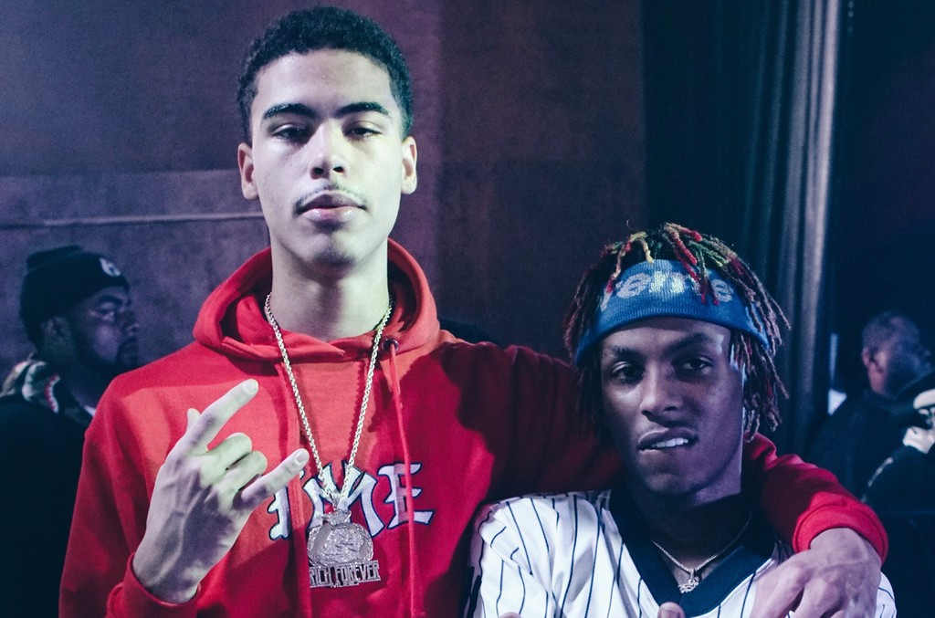 Jay Critch and Rich The Kid