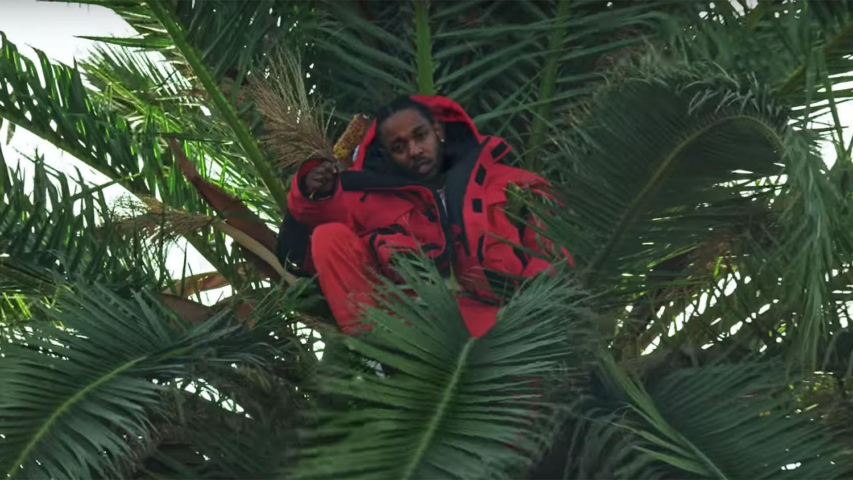 "Jay Rock, Kendrick Lamar, Future, James Blake ""King's Dead"""
