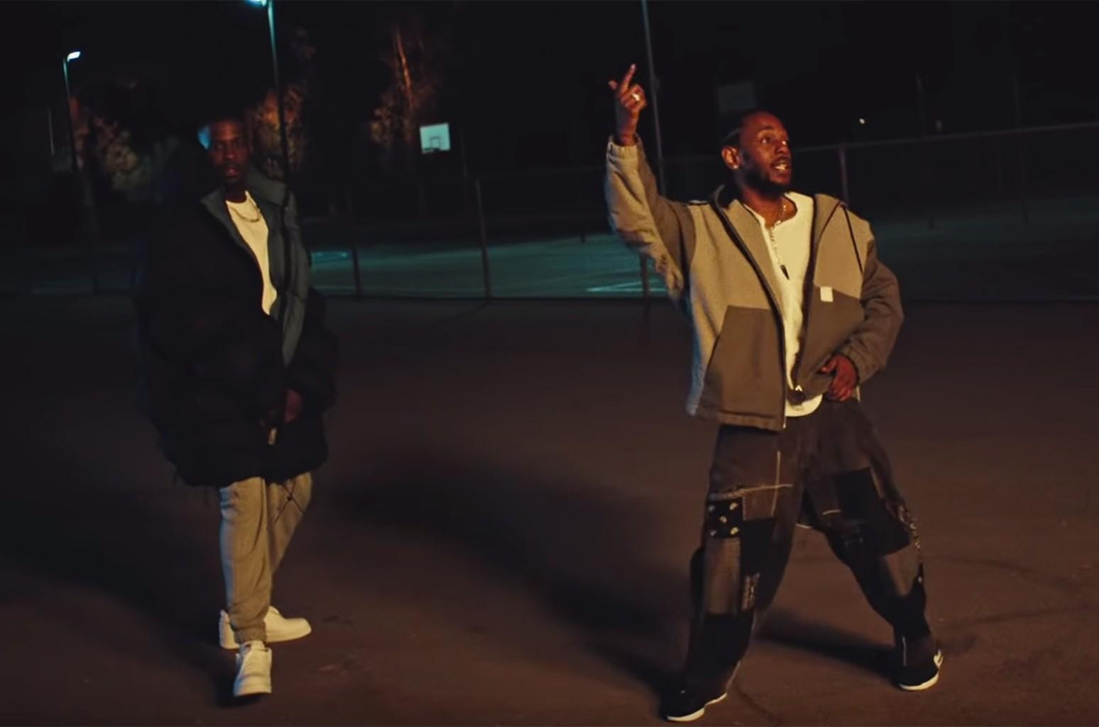 Jay Rock Kendrick Lamar Wow Freestyle