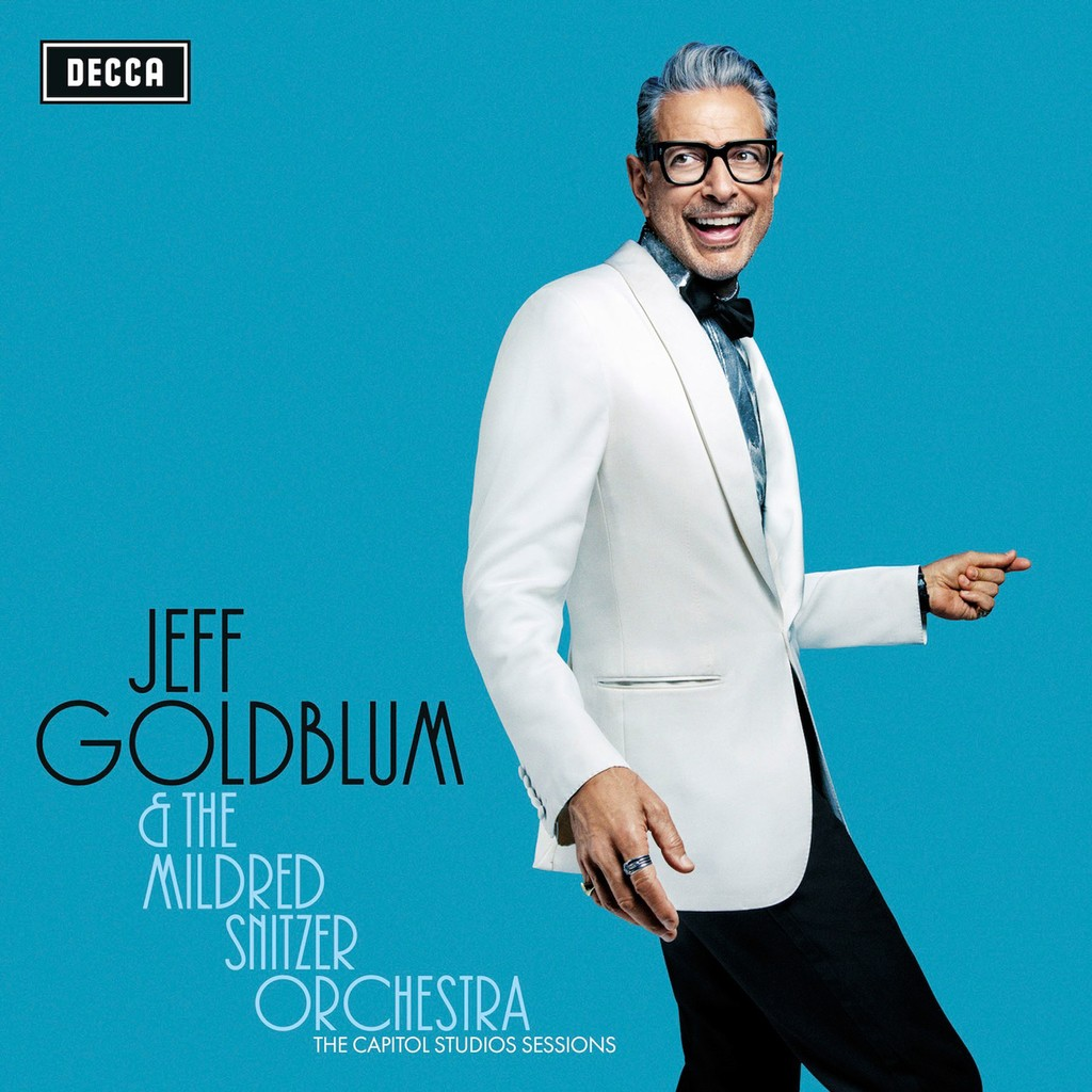 Jeff Goldblum And The Mildred Snitzer Orchestra 'The Capitol Studios Sessions'
