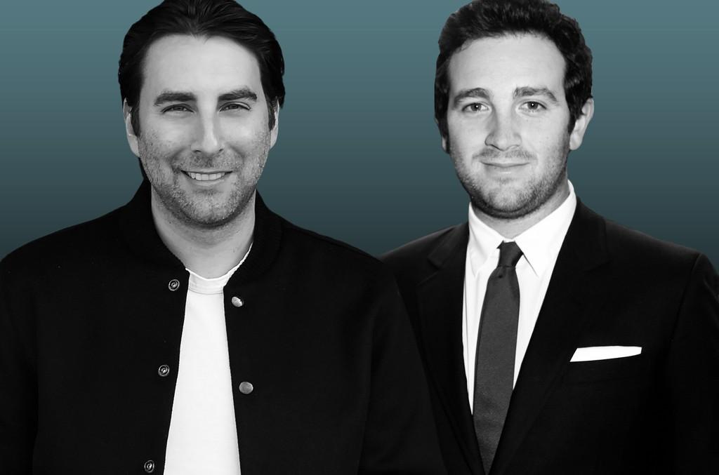 Jeffrey Azoff and Brandon Creed