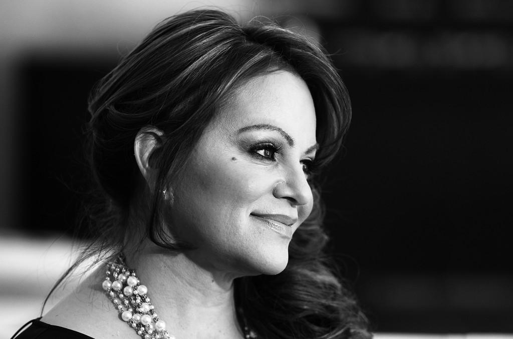 Jenni Rivera photographed in 2012