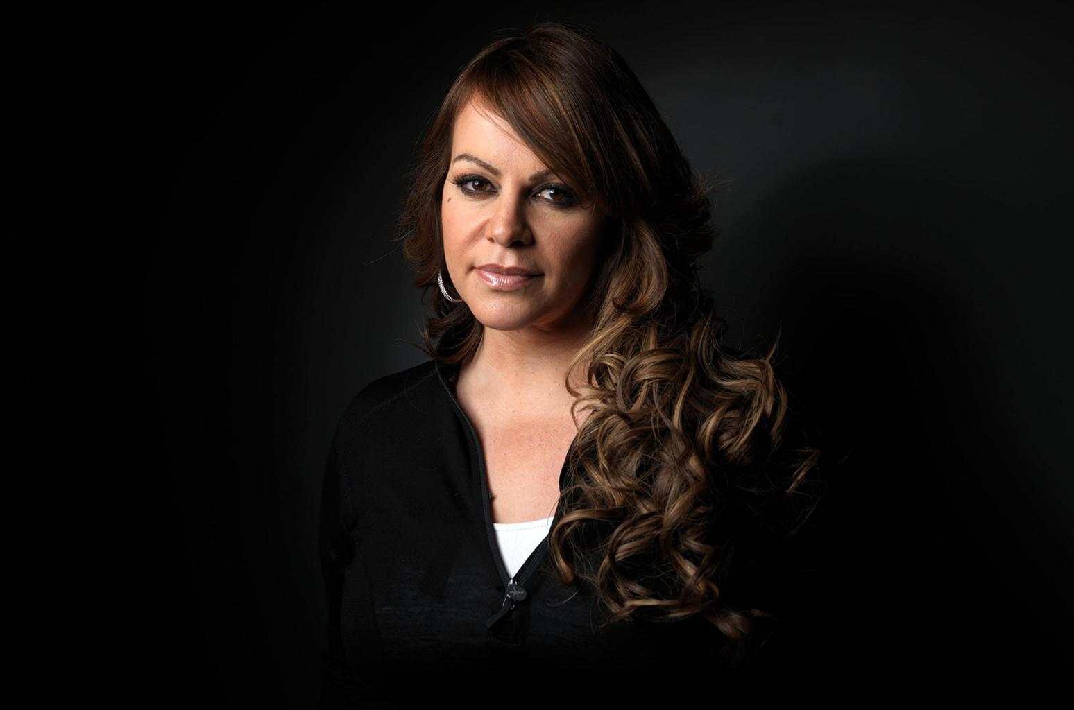 Jenni Rivera in 2012