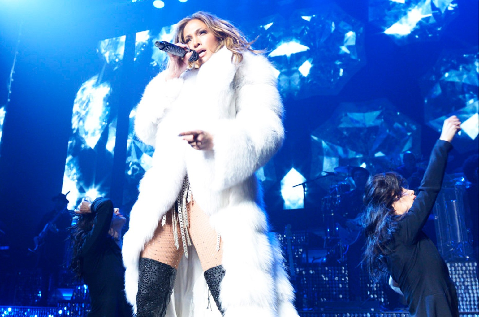 Jennifer Lopez 2016 Upfronts NBCUniversal Telemundo