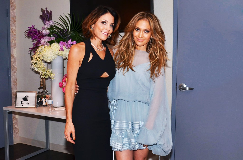 Jennifer Lopez & Bethenny Frankel