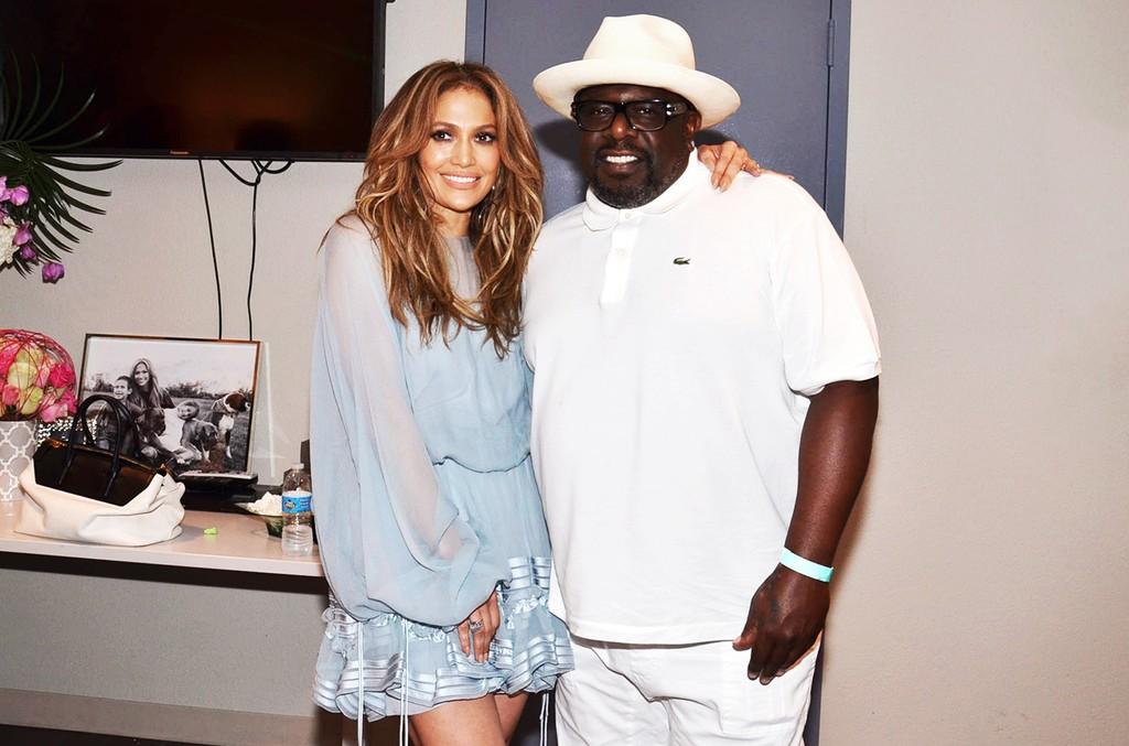 Jennifer Lopez & Cedric The Entertainer