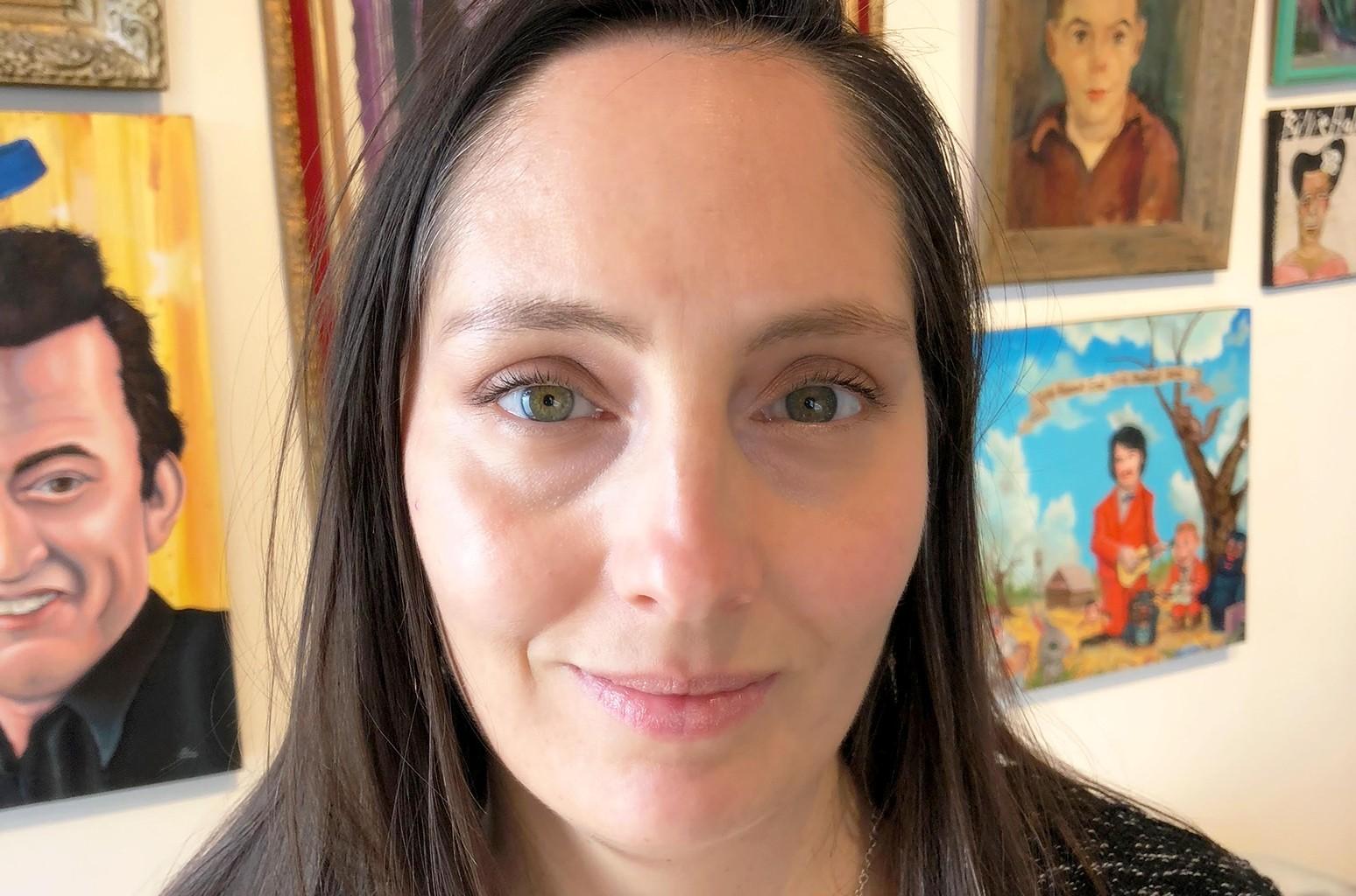 Jennifer Sarkissian