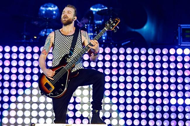 Jeremy Davis of Paramore