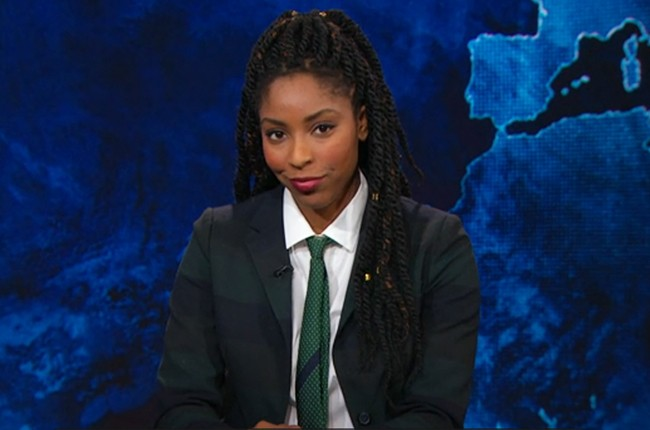 Jessica Williams The Daily Show With Trevor Noah