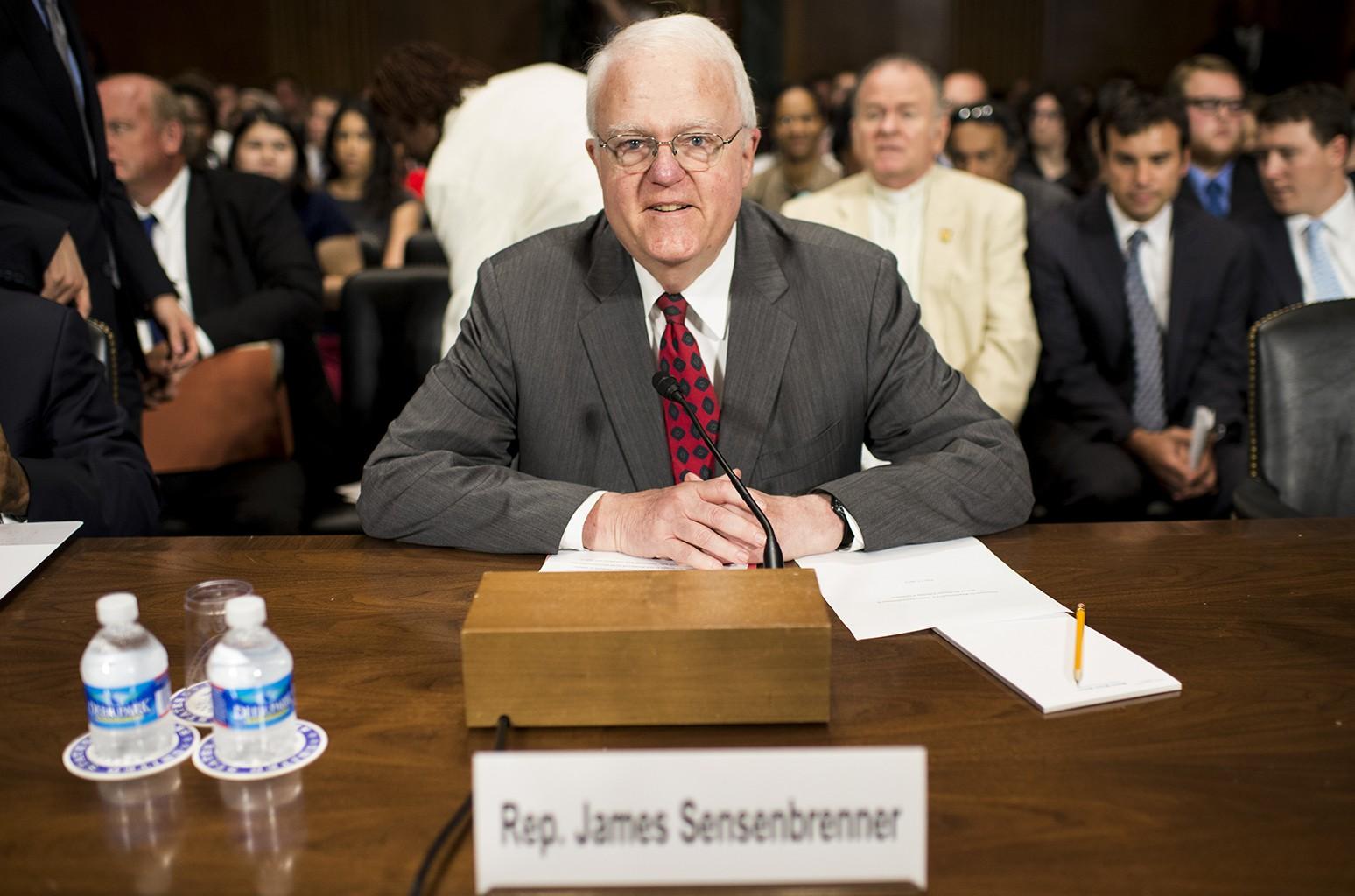 Jim Sensenbrenner