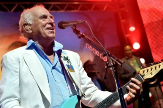 Jimmy Buffett Inducted Into Mississippi Songwriters Hall of Fame