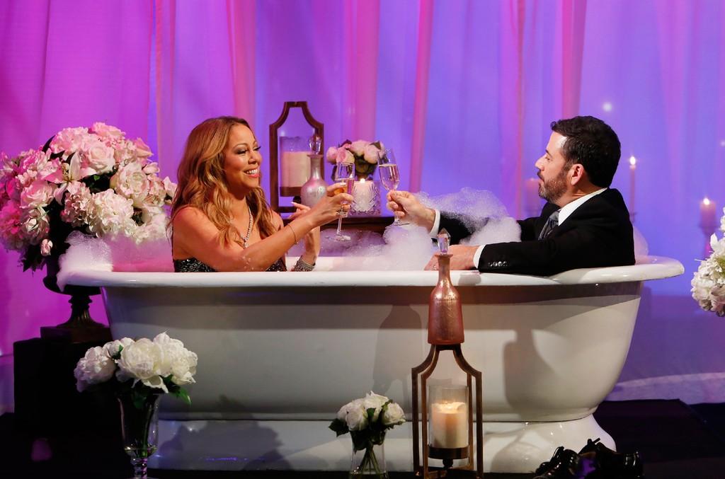 Mariah Carey Jimmy Kimmel Live!