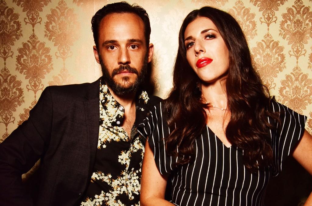 Joanie and Matt