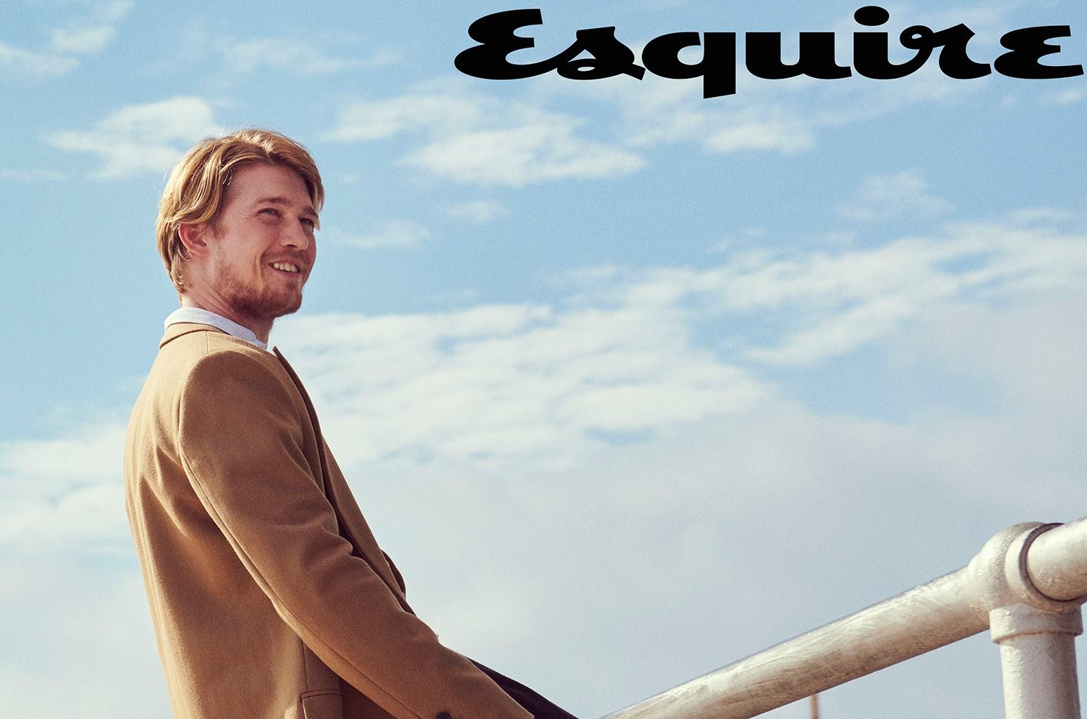 Joe Alwyn on Esquire