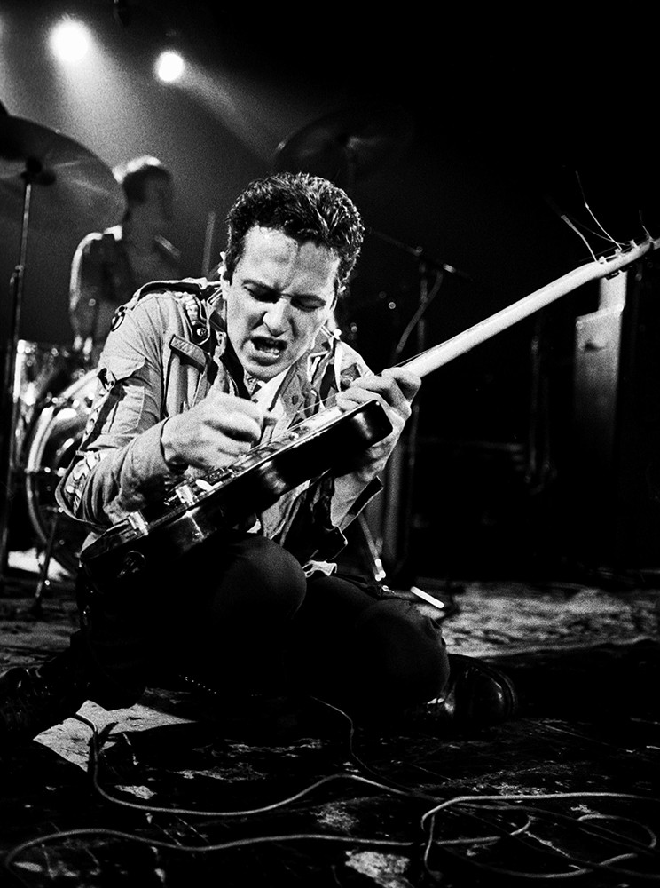 Joe Strummer, The Clash
