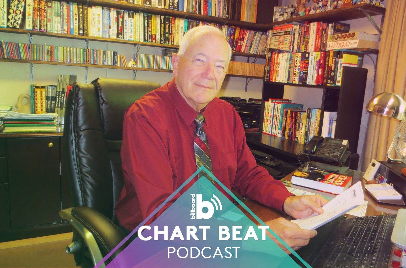 Chart Beat Podcast featuring: Joel Whitburn