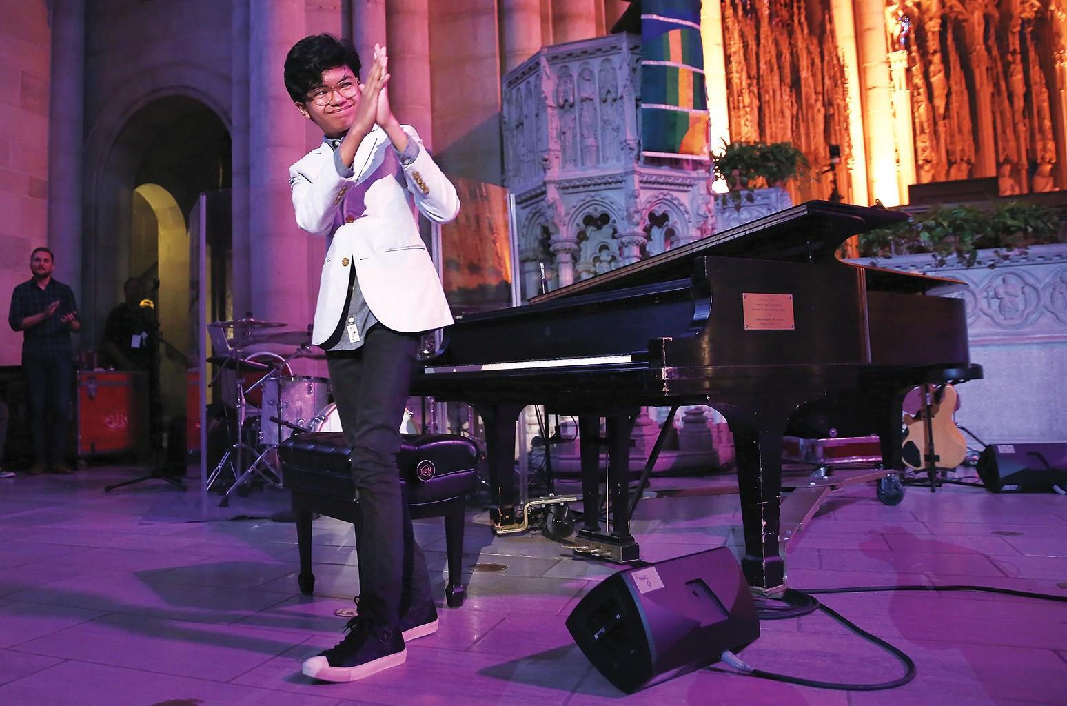 Alexander, Motéma Music