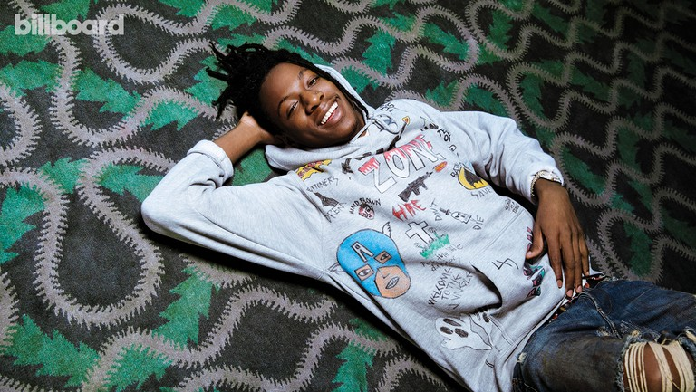 <p>Joey Bada$$ photographed March 3 at The London West Hollywood.</p>