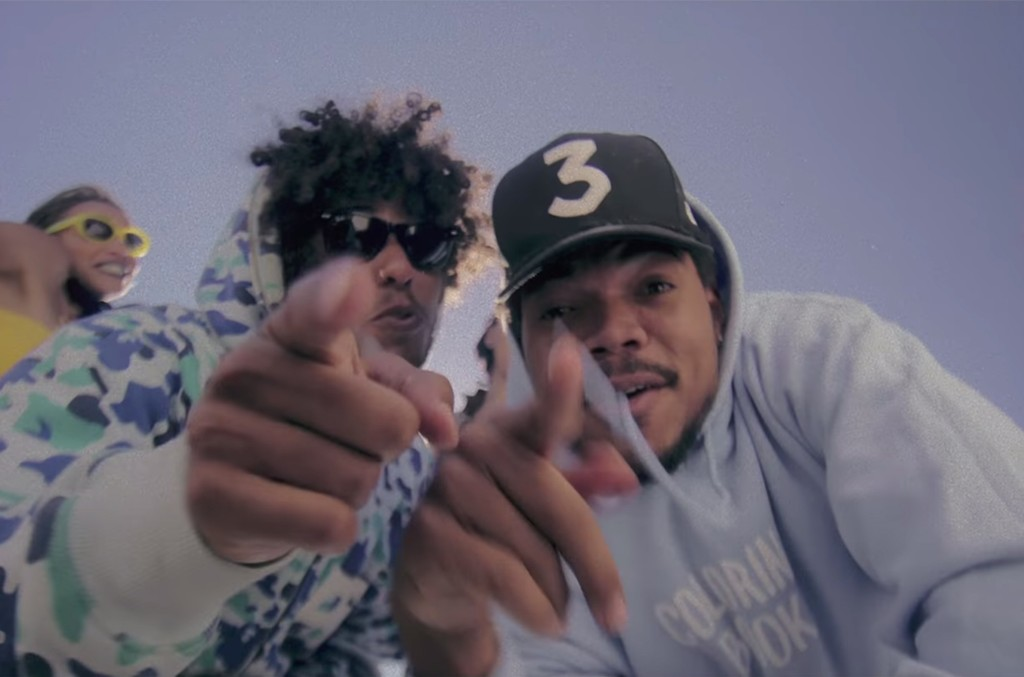 "Joey Purp ft. Chance the Rapper, ""Girls"""