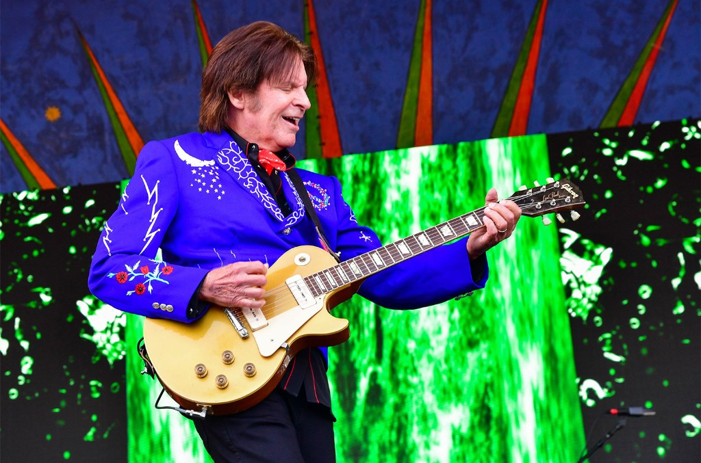 John Fogerty Speaks Out After Trump Plays 'Fortunate Son' at Rally: 'I Find it Confusing'