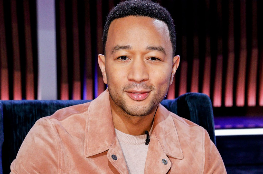 John Legend on Songland.