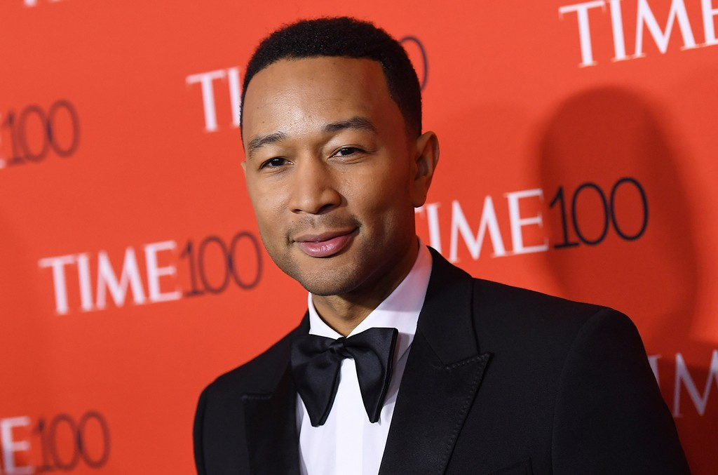 John Legend attends the 2017 Time 100 Gala at Jazz at Lincoln Center on April 25, 2017 in New York City.