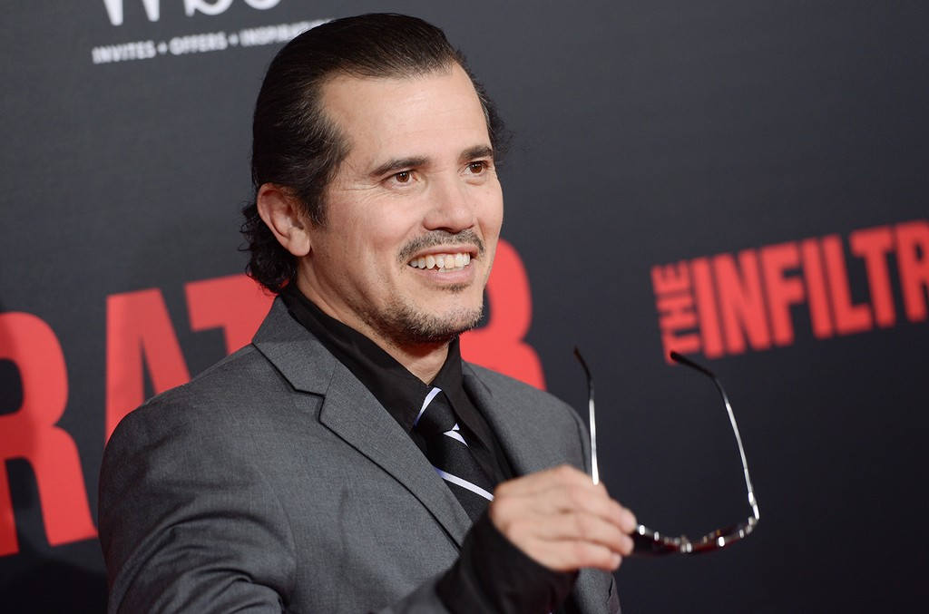 """John Leguizamo attends the premiere of """"The Infiltrator"""" at AMC Loews Lincoln Square on July 11, 2016, in New York."""