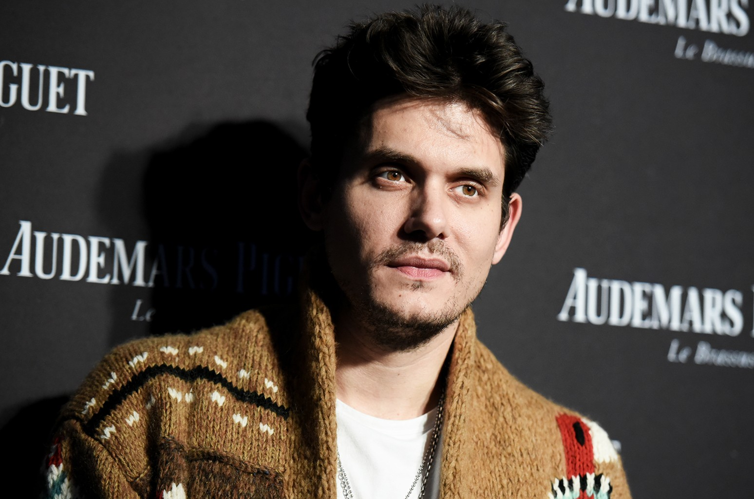 John Mayer photographed in 2015