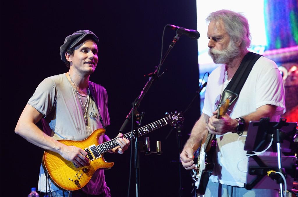 John Mayer, Bob Weir and Dead & Co
