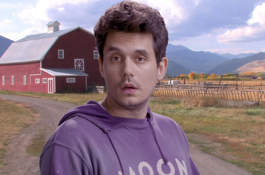 "John Mayer ""New Light (Premium Content!)"""