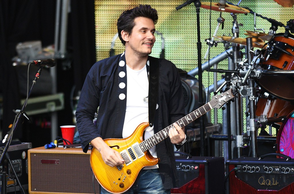 John Mayer of Dead and Company performs during the 2016 summer tour closing show at Shoreline Amphitheatre on July 30, 2016 in Mountain View, Calif.