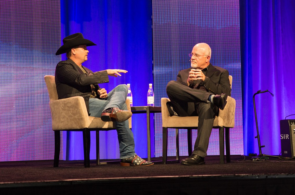 John Rich and Dave Ramsey