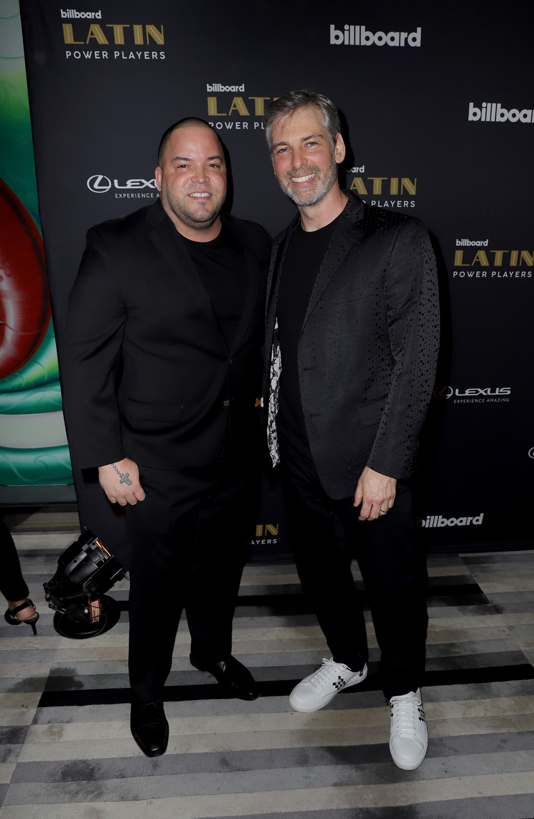 Johnny Marines, Music Executive and Nir Seroussi